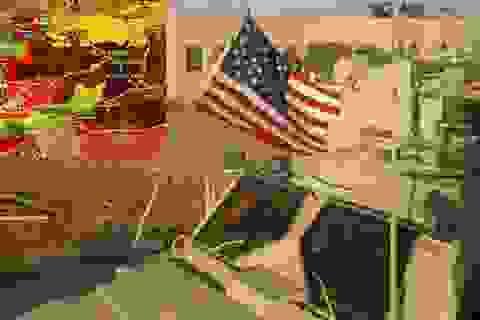 Mỹ đổ bộ al-Zkuf, lập bàn đạp đánh lấn tới Deir Ezzor