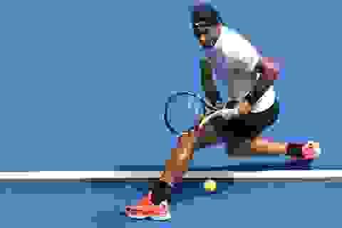 Serena Williams, Nadal khởi đầu suôn sẻ