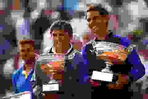 """Nadal vô địch Roland Garros 10 lần: Xứng danh """"Vua sân đất nện"""""""