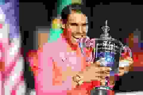 Những khoảnh khắc đưa Nadal vô địch Mỹ mở rộng lần thứ ba