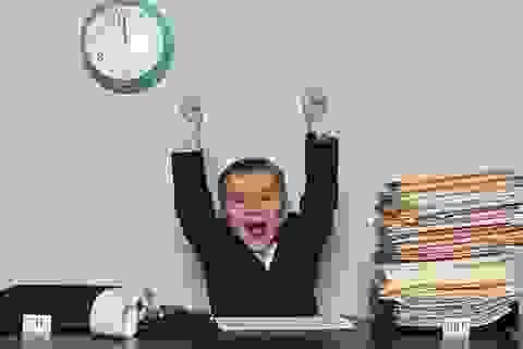 """11 bí quyết làm việc của người """"siêu năng suất"""""""