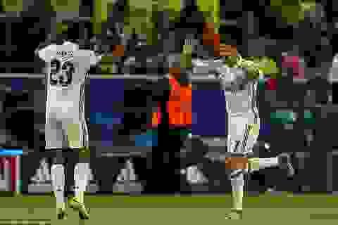 """Real Madrid - Napoli: Thách thức lớn cho """"Kền kền trắng"""""""