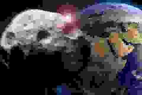 Qua mắt NASA, một hành tinh dài hàng chục mét vừa sượt qua Trái Đất