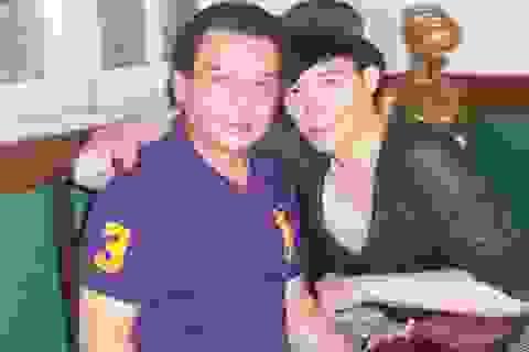 Nathan Lee khoe ảnh chụp cùng cha nhân Ngày của cha