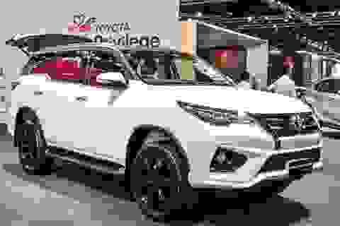 Toyota Fortuner 2017 TRD Sportivo ra mắt có gì mới?