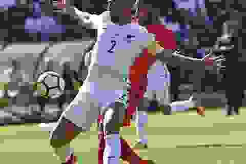 New Zealand và Peru bất phân thắng bại ở trận lượt đi play-off