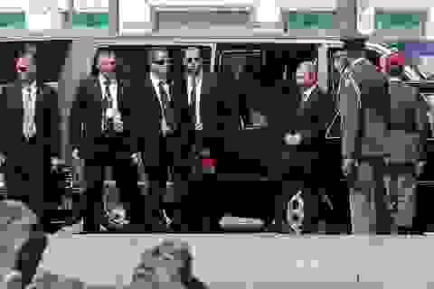 Tổng thống Putin được bảo vệ nghiêm ngặt như thế nào khi công du nước ngoài?