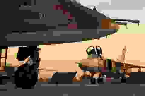 Nga rút một nửa số máy bay từ căn cứ không quân ở Syria