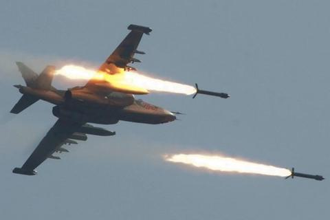 'Hung thần Su-25' ngày đêm gieo sầu cho khủng bố IS tại Syria