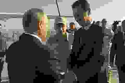 Binh sĩ Nga ngăn Tổng thống Syria tiếp cận ông Putin