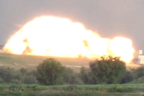 Nga tấn công phiến quân ở Syria bằng loại bom mới