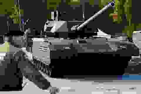 Nga chỉ rõ tử huyệt của xe tăng Armata