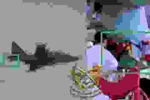 Su-25SM3 đến Syria để làm mù tên lửa địch
