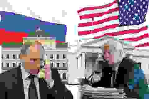 Vladimir Putin - Donald Trump và 3 cuộc điện đàm cải thiện quan hệ Nga - Mỹ