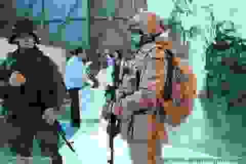 """Nga thử trang phục """"kẻ hủy diệt"""" tại Syria"""