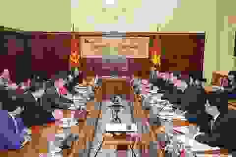 Tỷ phú Jack Ma và Thống đốc Lê Minh Hưng đã nói gì với nhau?