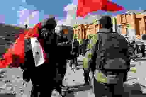 Nga-Syria giải phóng hoàn toàn Aleppo, người Kurd ôm hận