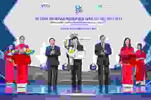 """FrieslandCampina Việt Nam vào """"Bảng 100 doanh nghiệp phát triển bền vững 2017"""""""