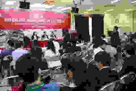 Trường ĐH Ngoại thương mở diễn đàn hợp tác với doanh nghiệp