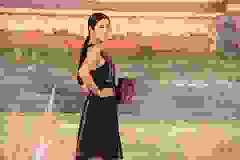 """Ngọc Hân, Thanh Tú khoe dáng trong đêm thời trang """"Hội tụ bản sắc Châu Á"""""""