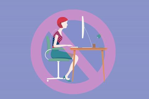 Ngồi nhiều cũng gây hại như hút thuốc?