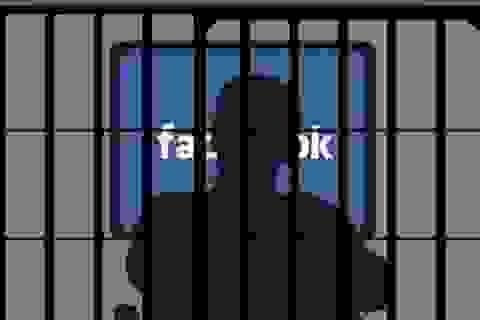 """Ngồi tù vì cú một nhấn """"Like"""" ảnh trên Facebook"""