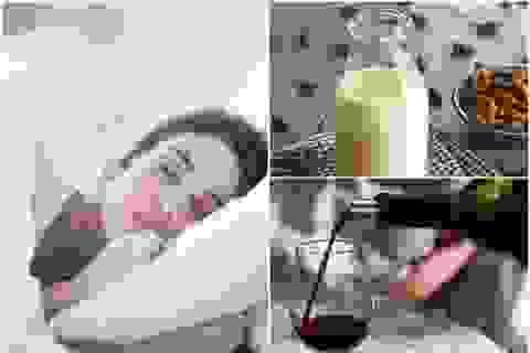7 thức uống tuyệt vời mang lại giấc ngủ ngon