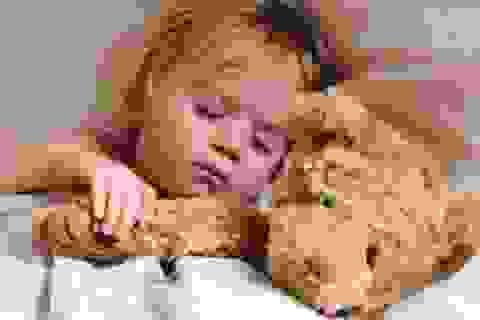 Ngưng thở khi ngủ ở trẻ em có thể làm chậm sự phát triển trí não