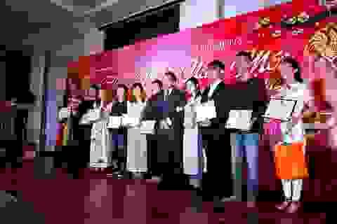 Cộng đồng người Việt tại Philippines hân hoan mừng xuân mới