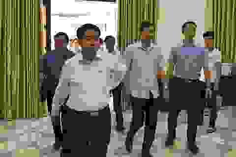 Công bố dự thảo kết quả thanh tra đất tại Đồng Tâm