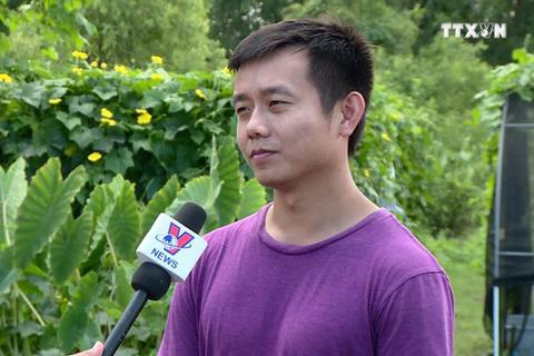 Chân dung người nông dân Mỹ gốc Việt bên bờ sông Mississippi