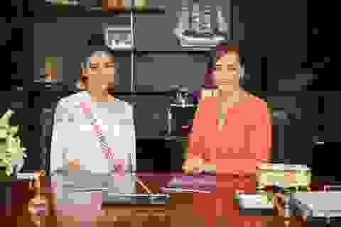 Á hậu Nguyễn Thị Loan được cấp phép tham gia Hoa hậu Hoàn vũ Thế giới