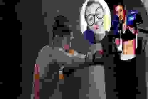 Cận cảnh nhan sắc của cô gái đẹp nhất làng boxing Việt