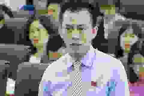 Ông Nguyễn Bá Cảnh lên tiếng về phí gửi xe ở bệnh viện công