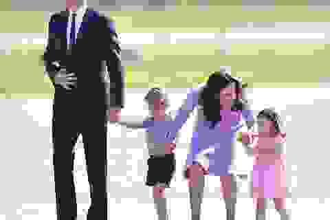 Cách dạy con của vợ chồng Hoàng tử William khiến cha mẹ nào cũng thán phục