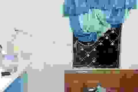 Nhà phóng viên tại Huế bị trộm cắt cửa sắt đột nhập