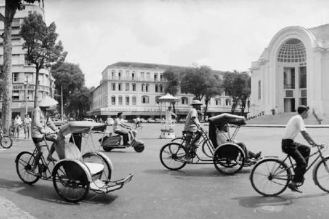 Sài Gòn – TPHCM: 42 năm nguyên vẹn những góc phố, tuyến đường
