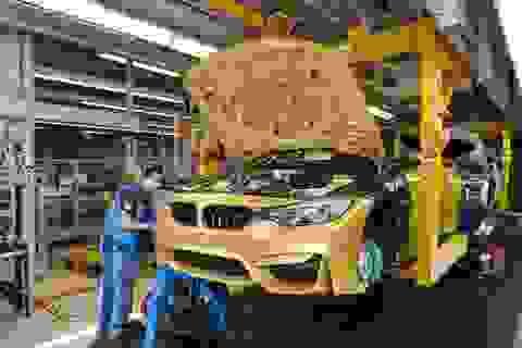 Nhà máy BMW thiệt hại cả triệu USD vì hai công nhân say xỉn