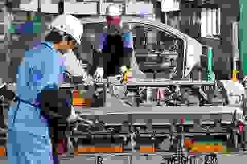 Thị trường ô tô Việt cuối năm: Giảm lắp ráp, tăng nhập xe nguyên chiếc