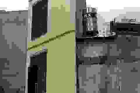 Hà Nội: Những ngôi nhà kì dị dọc con đường mới mở