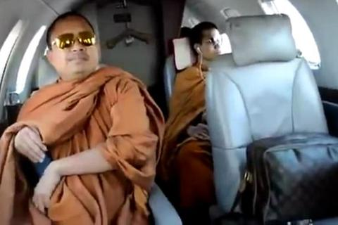 Thái Lan chấn động sau vụ bắt nhà sư ăn chơi khét tiếng bậc nhất