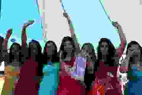 Cuộc thi hoa hậu dành cho các nữ tù nhân khét tiếng ở Brazil