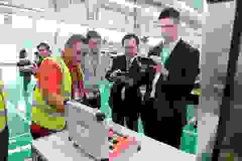 Schneider Electric khánh thành nhà máy sản xuất thiết bị điện tại Việt Nam