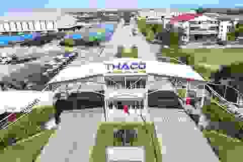 Thaco đã trao tặng nhiều xe cho các chương trình xã hội - từ thiện