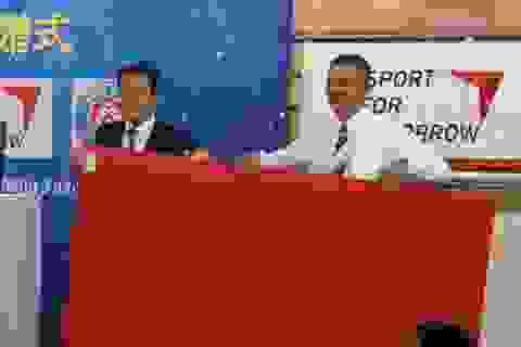 Nhật Bản tặng 50 bộ võ phục Judo cho Việt Nam
