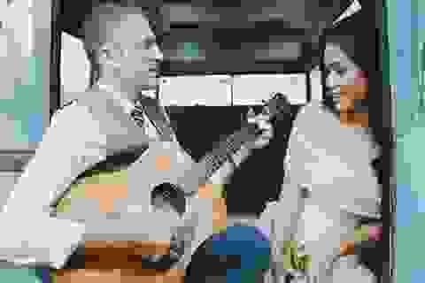 Phương Vy Idol được chồng tặng quà Valentine sớm