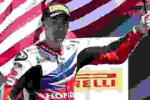 Cựu vô địch MotoGP Nicky Hayden thiệt mạng do tai nạn xe đạp