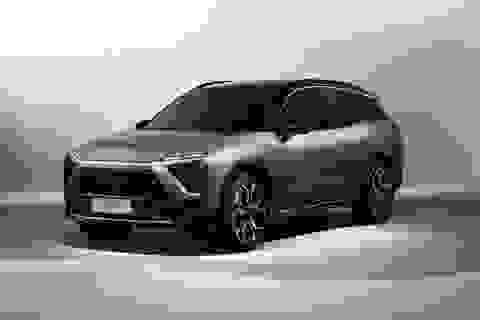 Nio ES8 - SUV chạy điện tính năng vận hành cao đến từ Trung Quốc