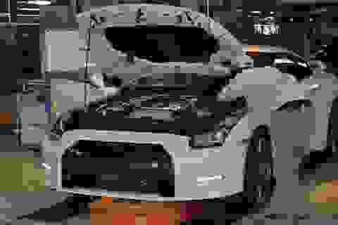 Sau gần 1 tháng tạm dừng, Nissan nối lại sản xuất tại Nhật Bản