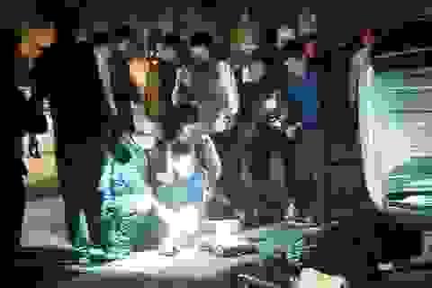 Cảnh sát nổ súng bắt nghi phạm vận chuyển 100 bánh heroin